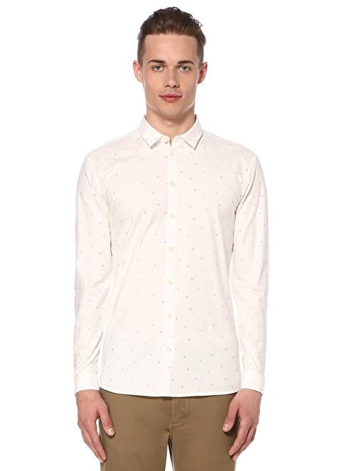 Minimum Gömlek Beyaz